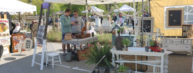 Vintage Market at the Grove 2017